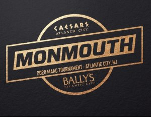 Monmouth Partners with Caesars/Bally's Atlantic City for MAAC Basketball Tournaments