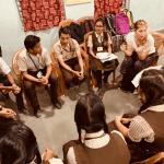 Photo 12: MU Debate Team in India to Train Teachers and Students in Policy Debate