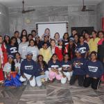 Photo 5: MU Debate Team in India to Train Teachers and Students in Policy Debate