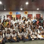 Photo 4: MU Debate Team in India to Train Teachers and Students in Policy Debate