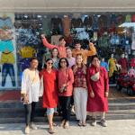 Photo 3: MU Debate Team in India to Train Teachers and Students in Policy Debate