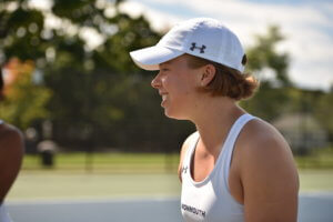 Women's Tennis Player Caroline Mattise Shares Coming Out Experience