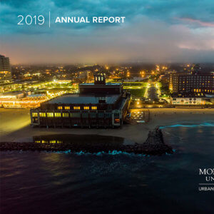 Urban Coast Institute Releases 2019 Annual Report