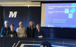 Institute for Health and Wellness to Study Plant-Based Nutrition for Monmouth Athletes in Collaboration with Hackensack Meridian Integrative Health and Medicine