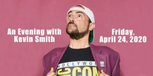 POSTPONED – Kevin Smith Benefit for FilmOneFest Set for April 24 at Monmouth U.'s Pollak Theatre