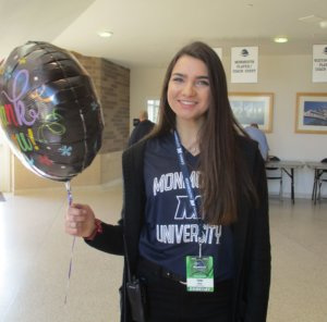 Monmouth University Celebrates 24th Annual Student Employee Appreciation Week, Announces Award Winners