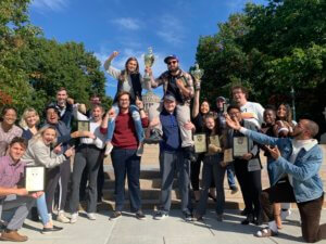 Monmouth University Debate Team Finishes No. 21 in National Rankings