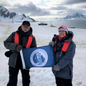 UCI Marine Scientist Shares Warm Memories from Antarctica