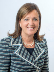 a headshot of Ann Marie P. Mauro