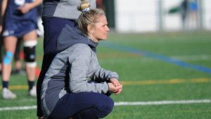 Balancing Motherhood and Coaching: Monmouth Head Women's Lacrosse Coach Finds Support in Family, Team, and Coaching Community
