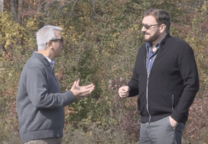 Professor Veit Featured on NJTV's 'Drive by History' Segment Investigating Hessians and Connection to The Legend of Sleepy Hollow