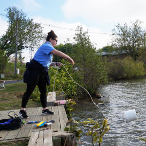 Coastal Lakes Sampling Thrives Through Pandemic