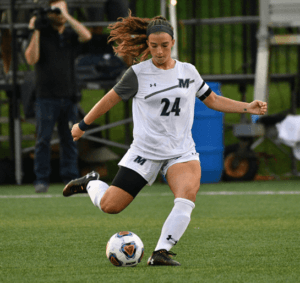 Jess Johnson '20 Nominated for NCAA Woman of the Year Award