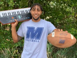 "Football Player Ezrah Archie is General Manager and Vocalist on Blue Hawk Records' Black Lives Matter-Inspired Song ""Equal"""