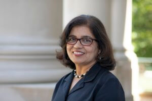 Interim Provost Datta Is Panelist at Global Virtual Conference
