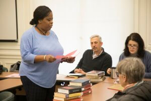 LISTEN: Professor Williams Talks Black Women Intellectuals in Modern U.S. History
