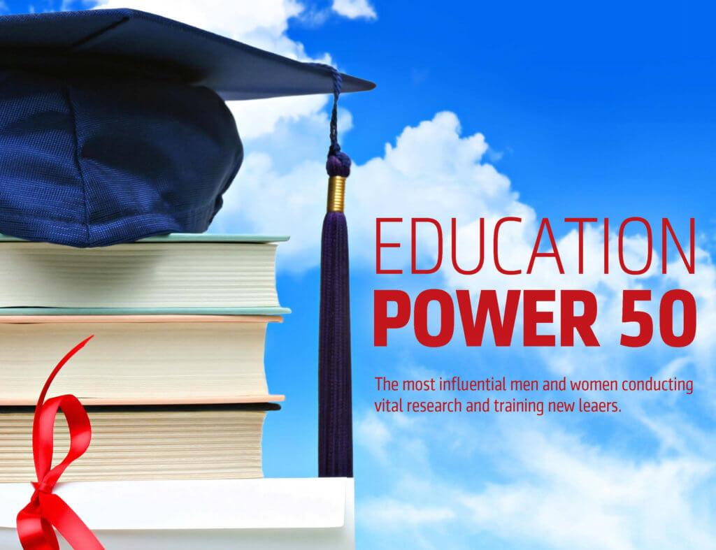"<span class=""nowrap"">President Leahy</span> Joins NJBIZ Education Power 50 List, Murray Remains in Top 10"