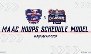 MAAC Hoops Schedule Model Revealed