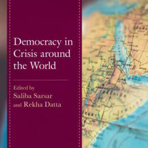 "Monmouth Faculty Publish ""Democracy in Crisis Around the World"""