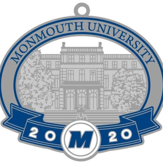 2020 Monmouth University Giving Tuesday Ornament