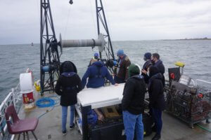 Students explore Marine Archaeology