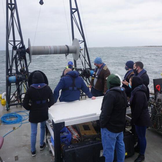 Students explore Marine Archaeology