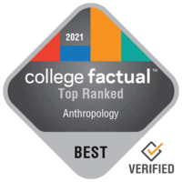 Monmouth's Anthropology program was ranked 8 in the nation