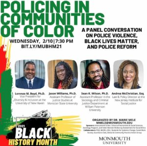 Panel Discussion on Feb. 10