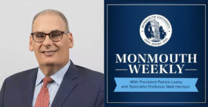 Monmouth Weekly Podcast: Institute for Global Understanding Director Randall Abate