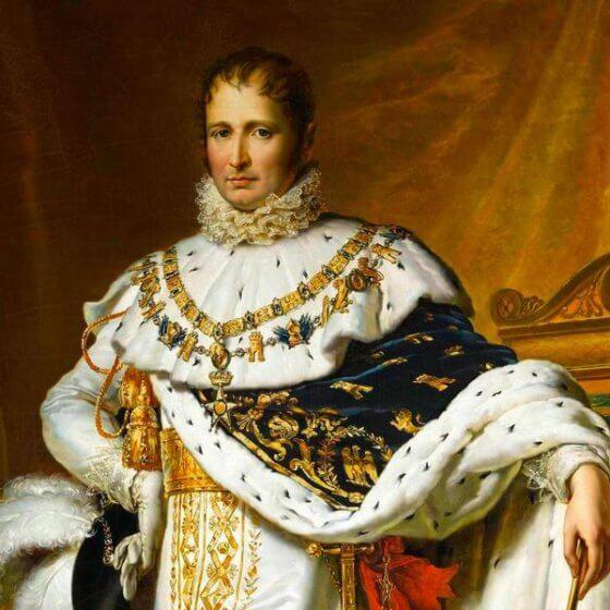 Veit's research into Joseph Bonaparte yields benefits
