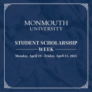 Student Scholarship Week