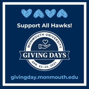 Giving Days begin April 21!
