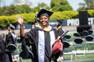 A Look Back at the First Week of Commencement 2021
