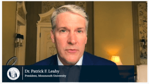 President Leahy shares healthcare protocols
