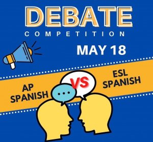 Monmouth Students Host Spanish Debate Competition at Long Branch High School