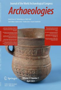 Green is co-editor of special Archaeologies issue