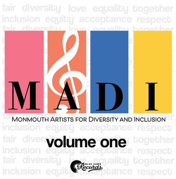 Blue Hawk Records has launched Monmouth Artists for Diversity and Inclusion