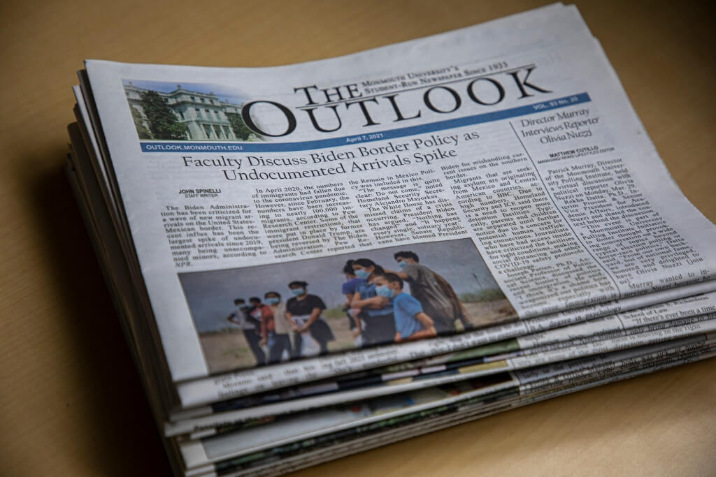"""""""The Outlook"""" Named 'Most Outstanding Weekly Newspaper' by ASPA"""
