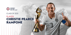 Pearce Rampone elected to Soccer Hall of Fame
