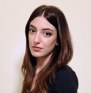 """Graduate Student Sara Aniano Publishes on QAnon and """"The Darker Side of Social"""""""