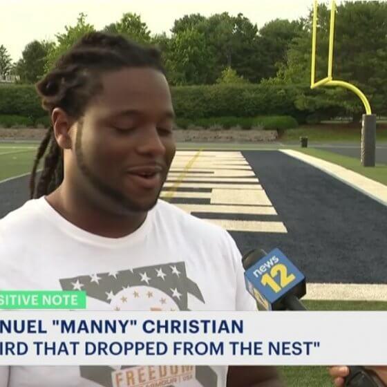 Manny Christian talks about MADI album