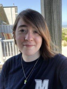 Student Johanna Vonderhorst