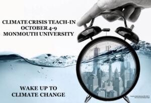 Third Climate Teach-In