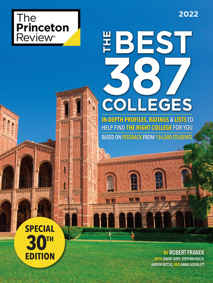 2022 edition of Best Colleges List announced Aug. 31
