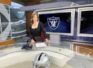 Kevaney Martin is now a sports anchor and reporter at KLAS-TV in Las Vegas