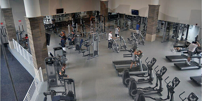 monmouth university mac gym hours