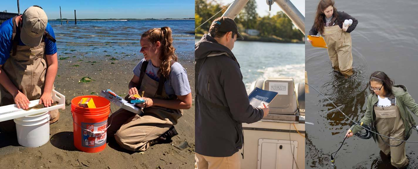Research Projects with the Urban Coast Institute