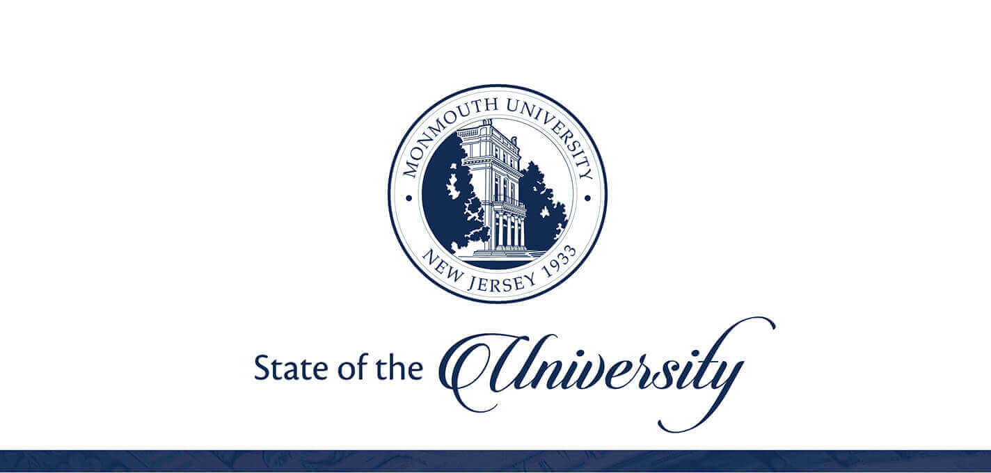 State of the University Header