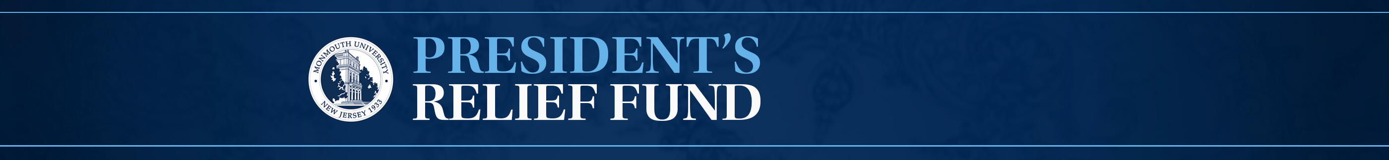 President's Relief Fund