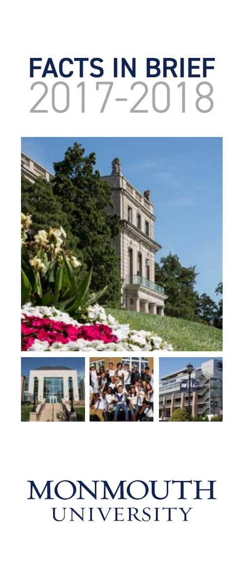 Monmouth University Facts in Brief